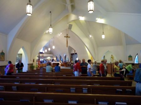Inside St. Denis Lexington