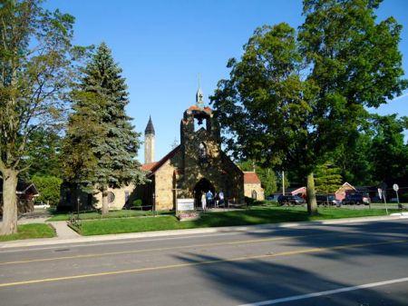 St. Denis RC Church, Lexington MI